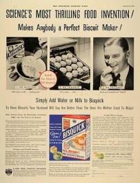 Bisquick was invented