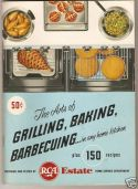 Grilling became popular in the 60's