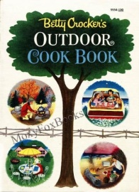 Betty Crocker's Outdoor Cook Book 1960's