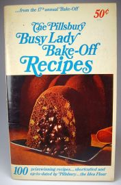 1966 2nd Place Winner of the Pillsbury Bake-Off