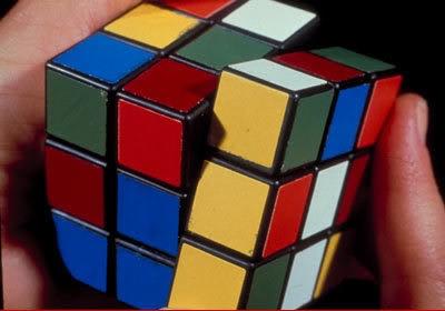 Love the Rubik's Cube!