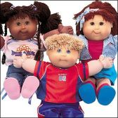 Who dosen't remember the Cabbage Patch Dolls?