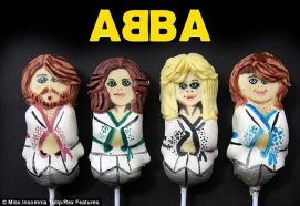 ABBA Cake Pops