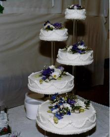 Wedding Cake 1997