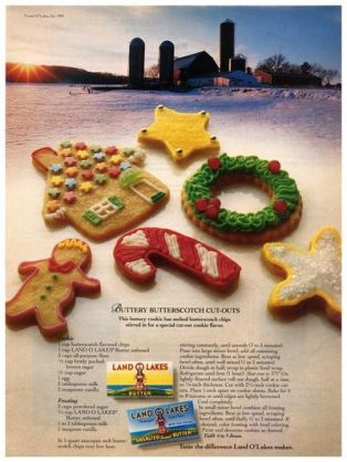 Cookie Ad 1990's