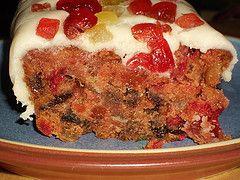 Mexican Fruitcake